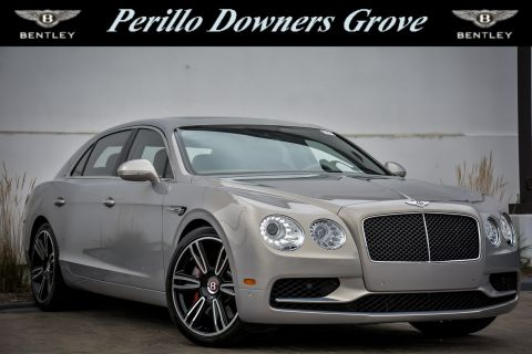 Pre-Owned 2017 Bentley Flying Spur V8 S Mulliner