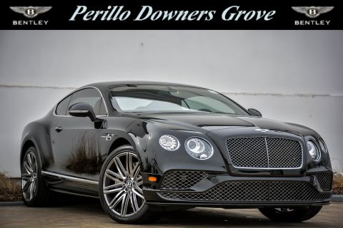 Pre-Owned 2016 Bentley Continental GT Speed Mulliner