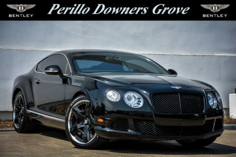 Pre-Owned 2012 Bentley Continental GT Mulliner