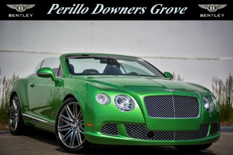 Pre-Owned 2014 Bentley Continental GTC Speed Mulliner / Naim Audio