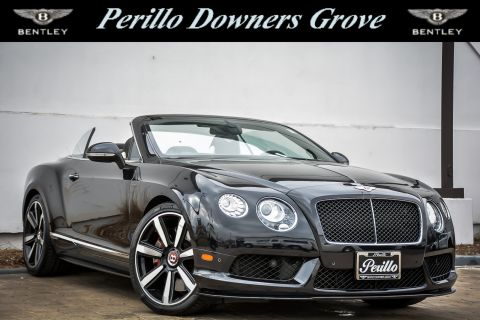 Pre-Owned 2014 Bentley Continental GTC V8 S Mulliner