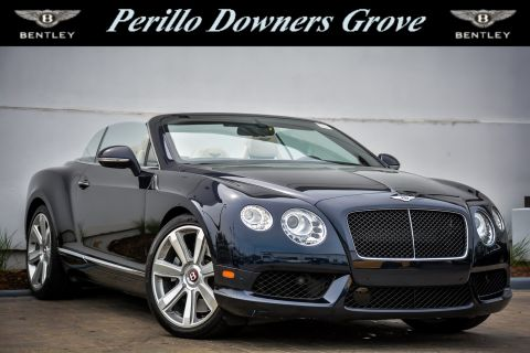 Pre-Owned 2013 Bentley Continental GTC V8