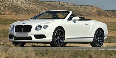 Pre Owned 2013 Bentley Continental GTC V8
