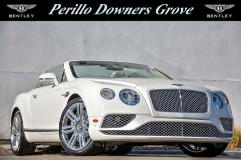 New 2018 Bentley Continental GTC Mulliner with Navigation & AWD