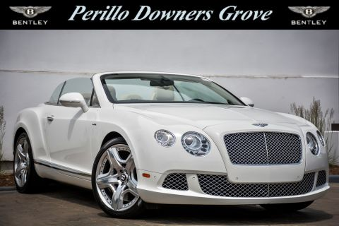 Pre-Owned 2013 Bentley Continental GTC Mulliner