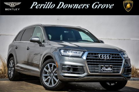 Pre-Owned 2017 Audi Q7 Premium Plus With Navigation