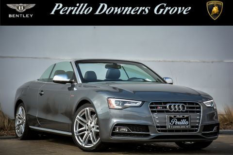 Pre-Owned 2015 Audi S5 Premium Plus With Navigation
