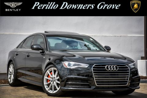 Pre-Owned 2017 Audi A6 Premium Plus Sport Pkg With Navigation