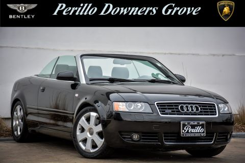 Pre-Owned 2006 Audi A4 3.0L Cabriolet
