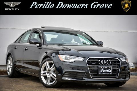 Pre-Owned 2015 Audi A6 2.0T Premium Plus Sport Pkg With Navigation