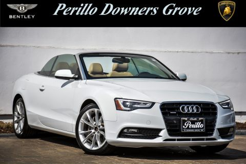 Pre-Owned 2013 Audi A5 Prestige With Navigation