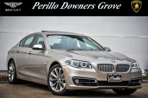 Pre-Owned 2014 BMW 5 Series 528i xDrive Prem/Modern Line