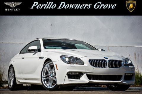 Pre-Owned 2014 BMW 6 Series 640i xDrive Executive M-Sport