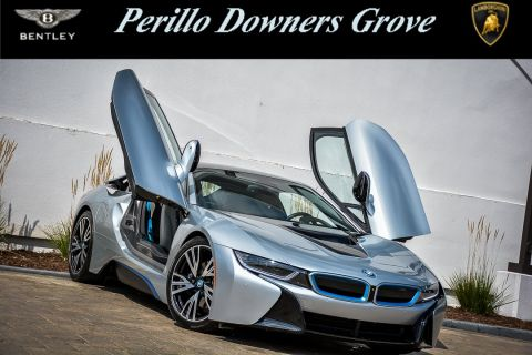 Pre-Owned 2015 BMW i8 Pure Impulse World