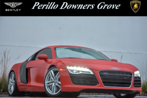 Pre-Owned 2014 Audi R8 V8 With Navigation