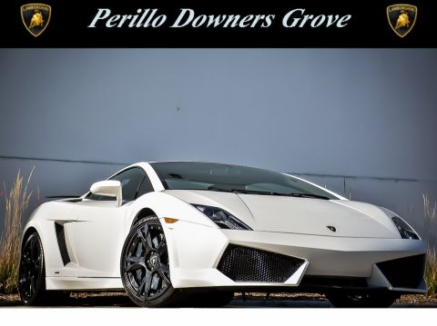Pre-Owned 2009 Lamborghini Gallardo LP560-4 w/Nav
