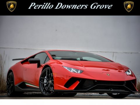 Pre-Owned 2018 Lamborghini Performante LP640-4