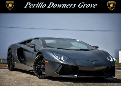 Pre-Owned 2014 Lamborghini Aventador LP700-4 Roadster